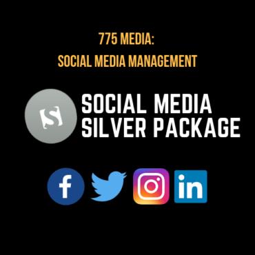 11 775 Media De La Rosa Productions Social Media Silver Package