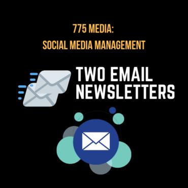 14 775 Media De La Rosa Productions Two Email Newsletters