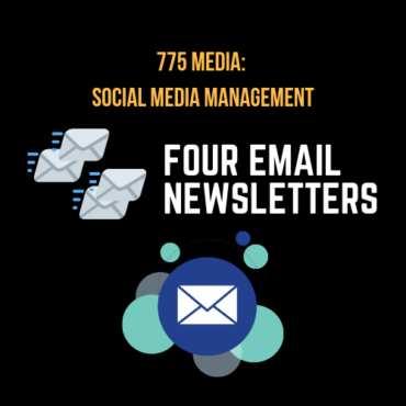 15 775 Media De La Rosa Productions Four Email Newsletters